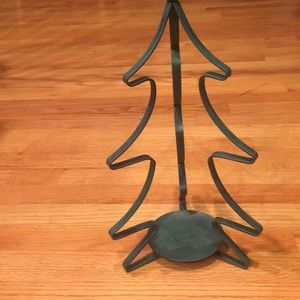 Other - Metal Xmas tree